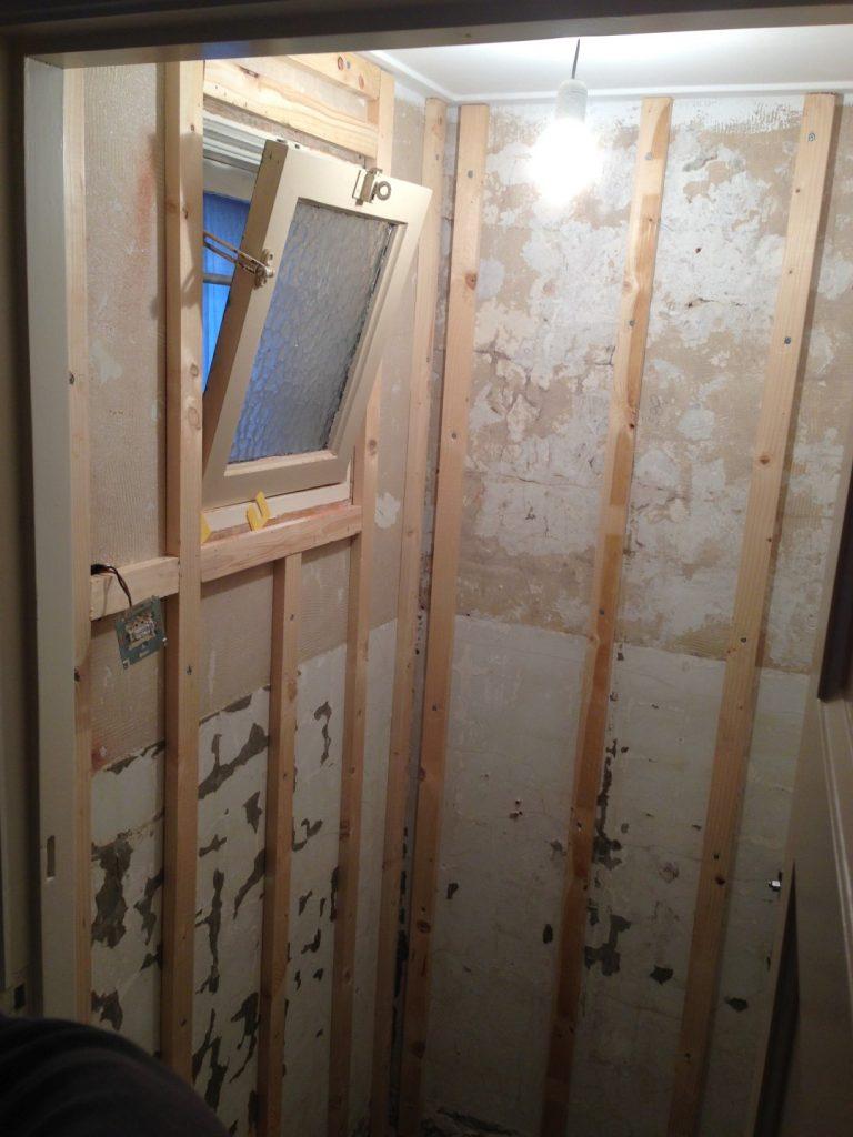 raamwerk toilet